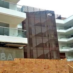 ESTRUCTURA: Casas de estilo  por FARIAS SAS ARQUITECTOS