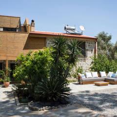 Ebru Erol Mimarlık Atölyesi – HEİKE & ÖNAL ÖNCEBE EVİ:  tarz Kış Bahçesi