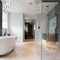 Bathroom by FLUID LIVING STUDIO,
