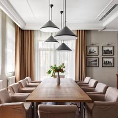 Дом в Миллениум Парке: Столовые комнаты в . Автор – Elena Potemkina