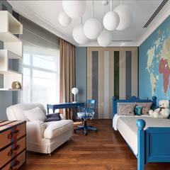 غرفة الاطفال تنفيذ Elena Potemkina