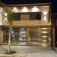 Marcos Paz 4347 C.A.B.A Argentina Casas modernas: Ideas, imágenes y decoración de Arquitecto Oscar Alvarez Moderno