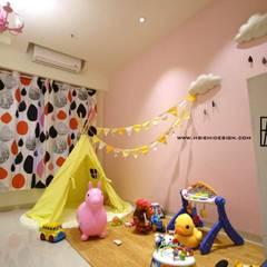 Dormitorios infantiles de estilo  por 協億室內設計有限公司, Industrial