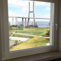 uPVC windows by FENSTENERGY