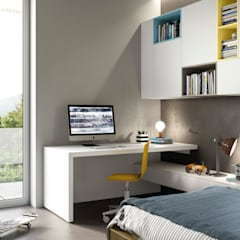 Study/office by Nidi