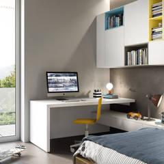 ห้องทำงาน/อ่านหนังสือ by Nidi