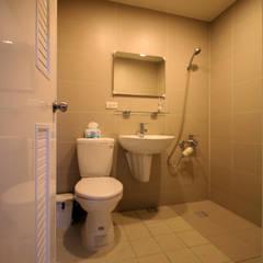 浴室:  溫室 by 協億室內設計有限公司