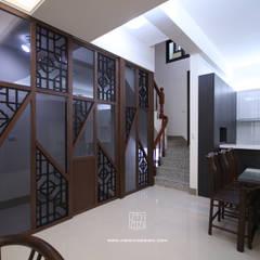 กำแพง by 協億室內設計有限公司