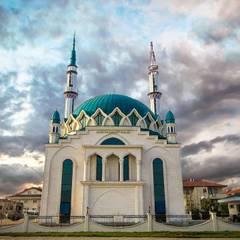 DAYAL Mimarlık – Abdülhamit Camii - SAKARYA: asyatik tarz tarz Evler