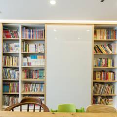 modern Media room by ARA