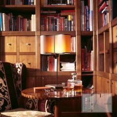 """Дом """"МОДЕРН"""": Медиа комнаты в . Автор – Архитектурная Мастерская Георгия Пряничникова"""