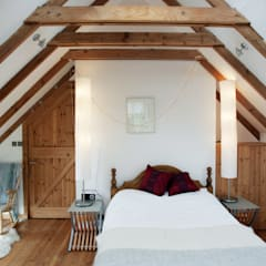 Mill O Braco - Family home - Aberdeenshire - Scotland :  Bedroom by Retool architecture