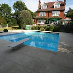 OUTDOOR POOL REFURBISHMENT No 5:  Pool by Tanby Swimming Pools
