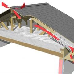 Evinin Ustası – Çatı Altı Isı Yalıtımıyla Tasarruf Yap!:  tarz Teras