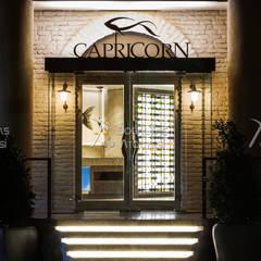 Doğaltaş Atölyesi – Capricorn Restaurant :  tarz Duvarlar