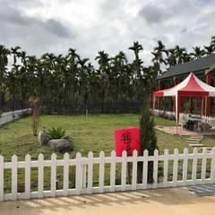 河畔庄園:  房子 by 綠藝營造