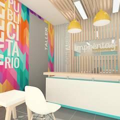 مكاتب ومحلات تنفيذ Dies diseño de espacios