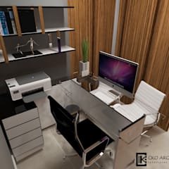 Study/office by CKO ARQUITETURA