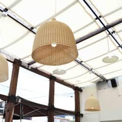 CANASTO LAMP:  Gastronomy by Guzman Studio