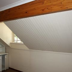 Existing loft reconfiguration:  Bedroom by Loftspace