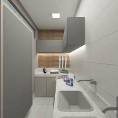 Garage/shed by Patrícia Lima - Arquitetura e Design
