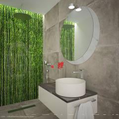 Bathroom by B+P architetti