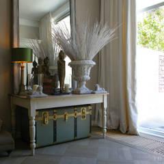 de Robbert Lagerweij Interior Design Clásico Lino Rosa