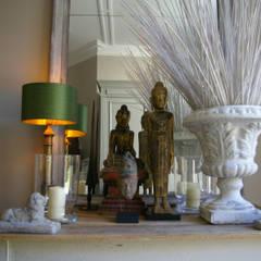 de Robbert Lagerweij Interior Design Clásico Caliza