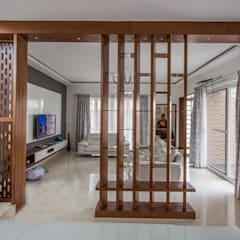 توسط In Built Concepts کلاسیک چوب Wood effect