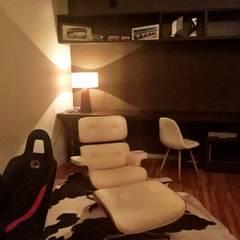 Multimedia-Raum von Caio Pelisson - Arquitetura e Design