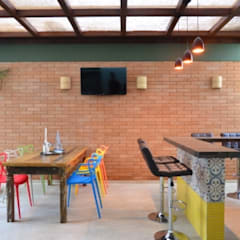 Garage & Schuppen von Caio Pelisson - Arquitetura e Design