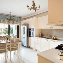 classic Kitchen by Öykü İç Mimarlık