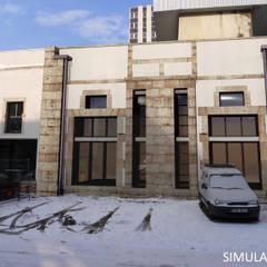 Loft Grévin | vue 5: Maisons de style de style Industriel par Vincent Athias Architecte DPLG