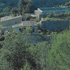 Restoration of water mill and house in Puigpunyent.  INESE-COAIB prize.:  Houses by Tono Vila Architecture & Design