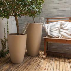 Apartamento BM: Jardins  por MZNO