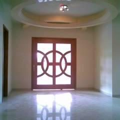 Projekty,  Drzwi drewniane zaprojektowane przez SG Huerta Arquitecto Cancun