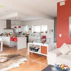 Foto Property: Salas multimedia de estilo  por Foto Property,