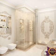 Bathroom design of Katrina Antonovich:  Bathroom by Luxury Antonovich Design, Classic