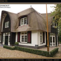 Nieuwbouw cottage Aerdenhout:  Huizen door six architects