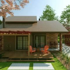 Houses by Cíntia Schirmer | Estúdio de Arquitetura e Urbanismo