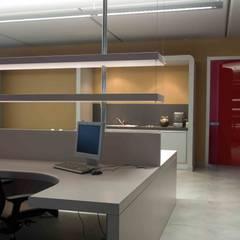 details : Complessi per uffici in stile  di      Massimo Viti Architetto                                   studio Architectural Make-Up+