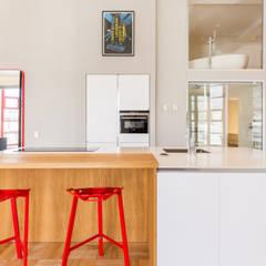 Kitchen:  Kitchen by 2MD Exclusive Italian Design