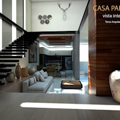 Living room by Fermin de la Mora