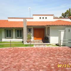 Nhà by SG Huerta Arquitecto Cancun