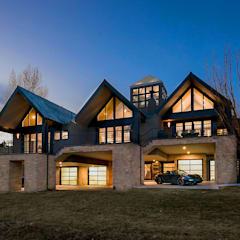Award Winning Winslow Project: classic Houses by Futurian Systems