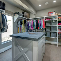 Dressing room by Futurian Systems, Classic