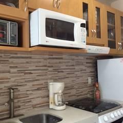 Remodelación Cocina: Cocinas de estilo  por InGeniotika