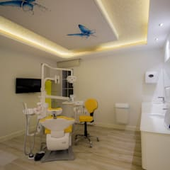 Clinics by TEKNİK SANAT MİMARLIK LTD. ŞTİ.