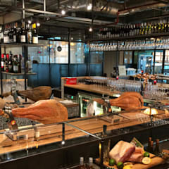 Grand Central Food Market | Interieur Ontwerp Bar – Restaurant:  Gastronomie door Tubbs design