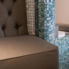 Gabinet pedicure: styl , w kategorii Kliniki zaprojektowany przez RPS Architekci